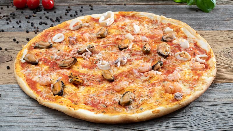 Pizza Frutti di Mare | Ladispoli München