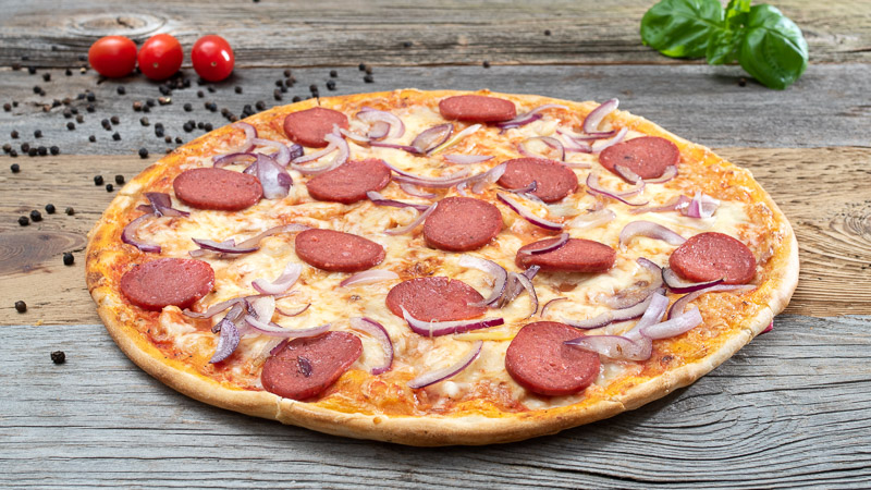 Pizza Sucuk| Ladispoli München