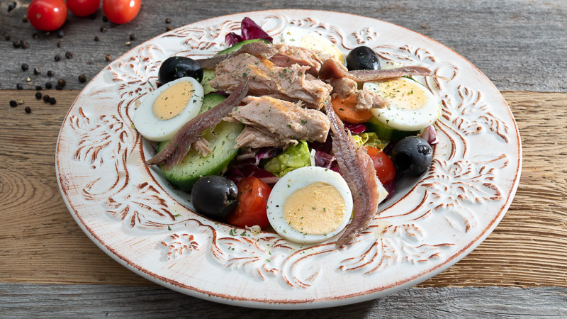 Nizza-Salat   Ladispoli München