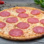 Pizza Salami | Ladispoli München
