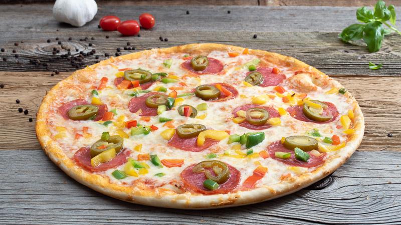 Pizza Diavola | Ladispoli München