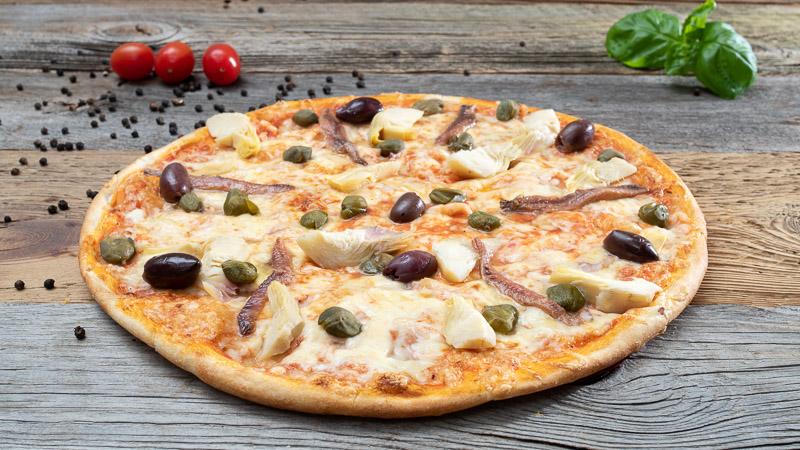 Pizza Siziliana | Ladispoli München