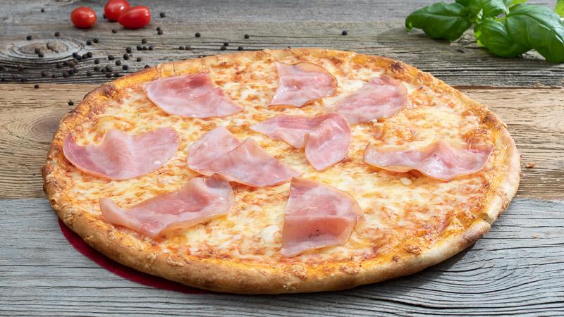 Pizza Prosciutto   Ladispoli München