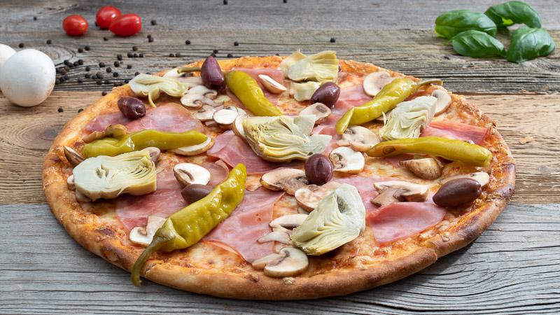 Pizza Cappricciosa | Ladispoli München