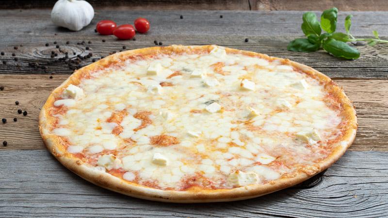 Pizza Quattro Formaggi | Ladispoli München