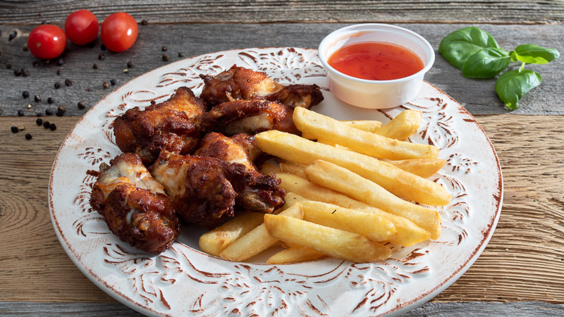 Chicken Wings   Ladispoli München